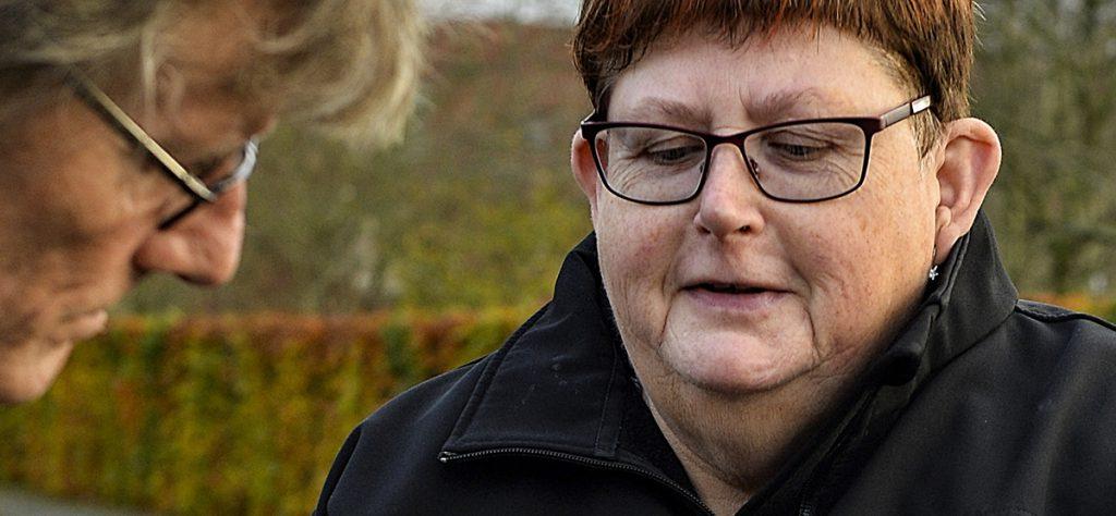 julehjælp i herning bodil markmøller har lavet frivilihjælp for dansk folkehjælp siden 1971
