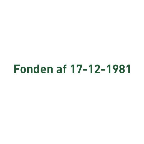 tak_for_stotten_fonden af 17-12-1981