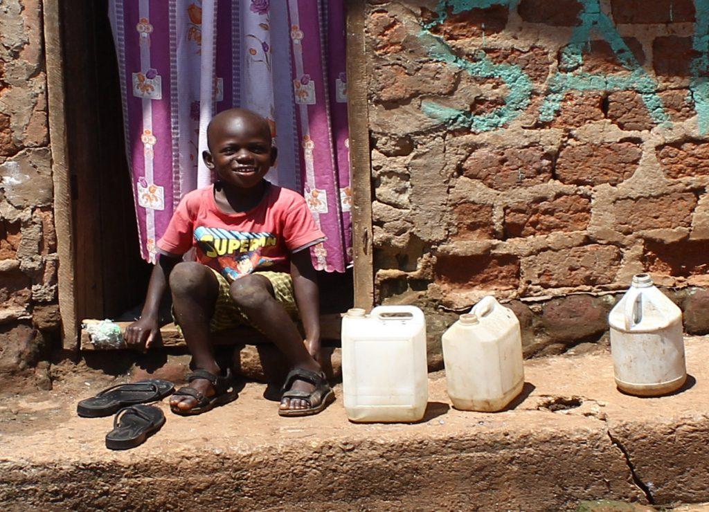 uganda_adgang til rent drikkevand