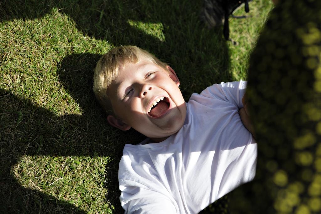 Dansk Folkehjælp Ho Feriecenter 2020. William på 9 år.